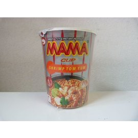 Mama cup noodle Tom Yum