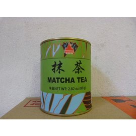 Matcha tea powder 80g