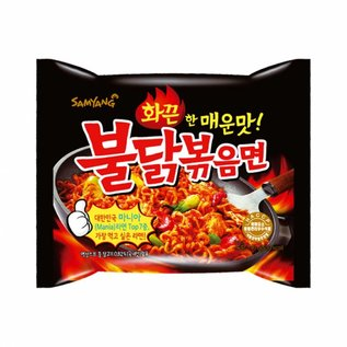 Samyang hot chicken Ramen 140g