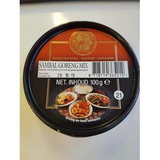 koningsvogel sambal goreng mix 100gr