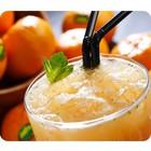 Freshly squeezed orange and Grapefruit Juice (1 person)