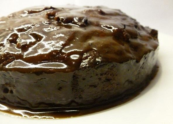 Medjoul dadels cake