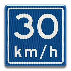 Verkeersbord RVV A0430