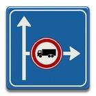 Verkeersbord RVV L10-02r-C07