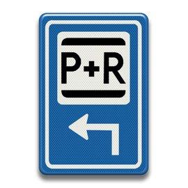 Verkeersbord RVV BW101lhSp03