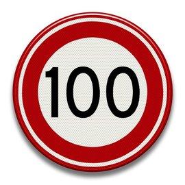 Verkeersbord RVV A01100