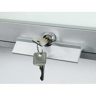 informatiekast 8 x A4 - 6025 Wandmodel - Binnen en buiten