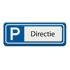 Parkeerplaatsbord Directie