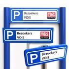 Parkeerplaatsborden
