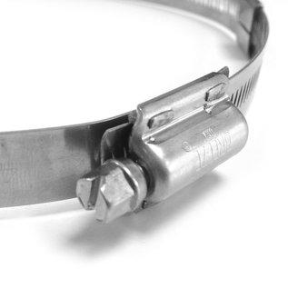 RVS Klemband 32-67 mm HP2
