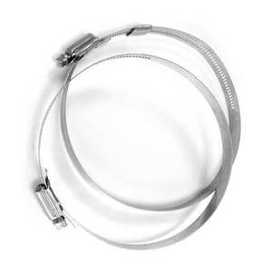 RVS Klemband 102 - 156 mm HP4 mm