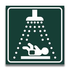 Toiletbord babydouche
