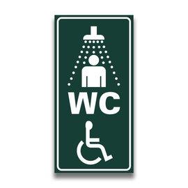 Toiletbord sanitair mindervaliden