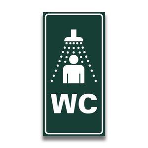 Toiletbord sanitairgebouw