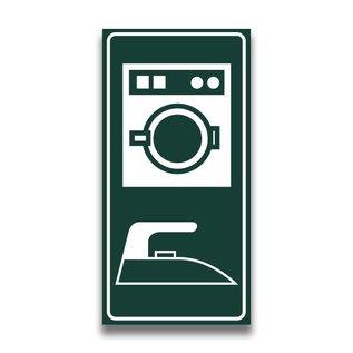 Toiletbord wasserette+strijken