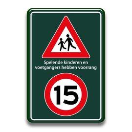 Sp. kinderen + snelheid