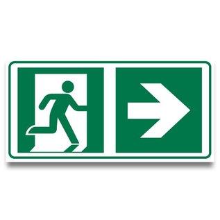 Nooduitgang 2 rechts