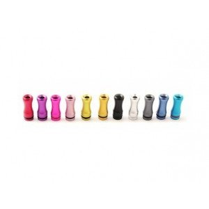 Drip Tip aluminium mixed colour (bestelling/prijs per 10 stuks)