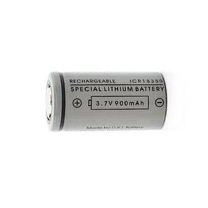18350 Batterij HQ 900 mah