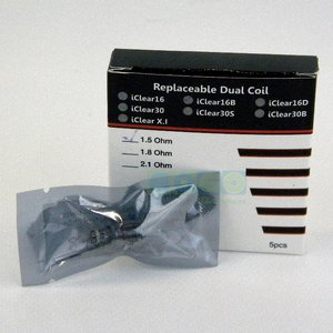 iClear 16B coil (5 pack)