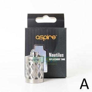 Metalen tube voor Nautilus en mini Nautilus