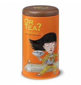 Or Tea? Energinger losse thee in blik