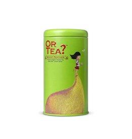 Or Tea? Mount Feather losse thee in blik