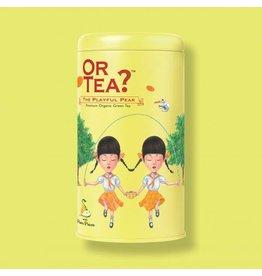 Or Tea? The Playful Pear