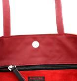 Maroc 'n Roll leather tote bag porteur d'eau L