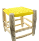 Les Maures Collection stool beldi 30x30cm