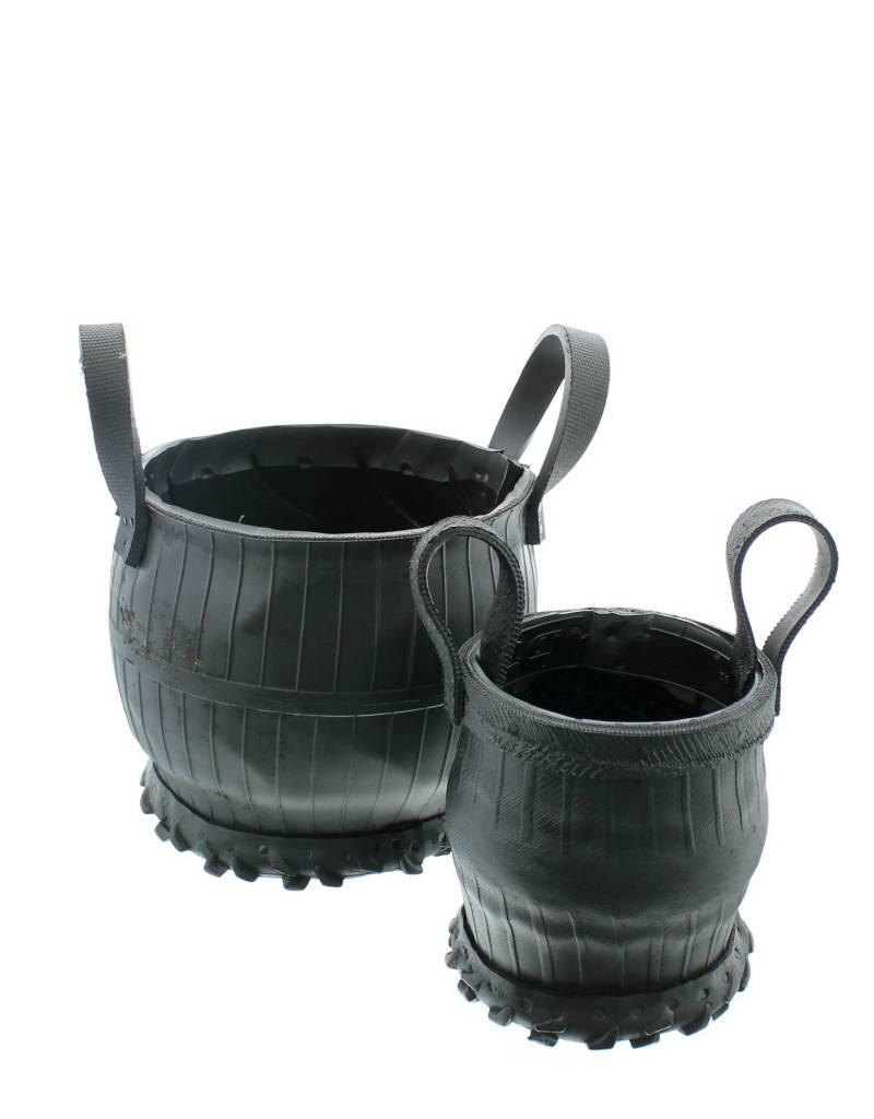 Bladi Design Cache-pot - Noir