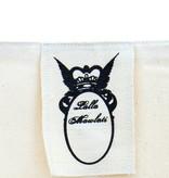 Lalla de Moulati Sac à main en coton Jbela - Blanc