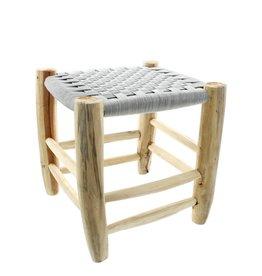 Les Maures Collection stool beldi 30x30cm