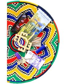 Chabi Chic berber plate