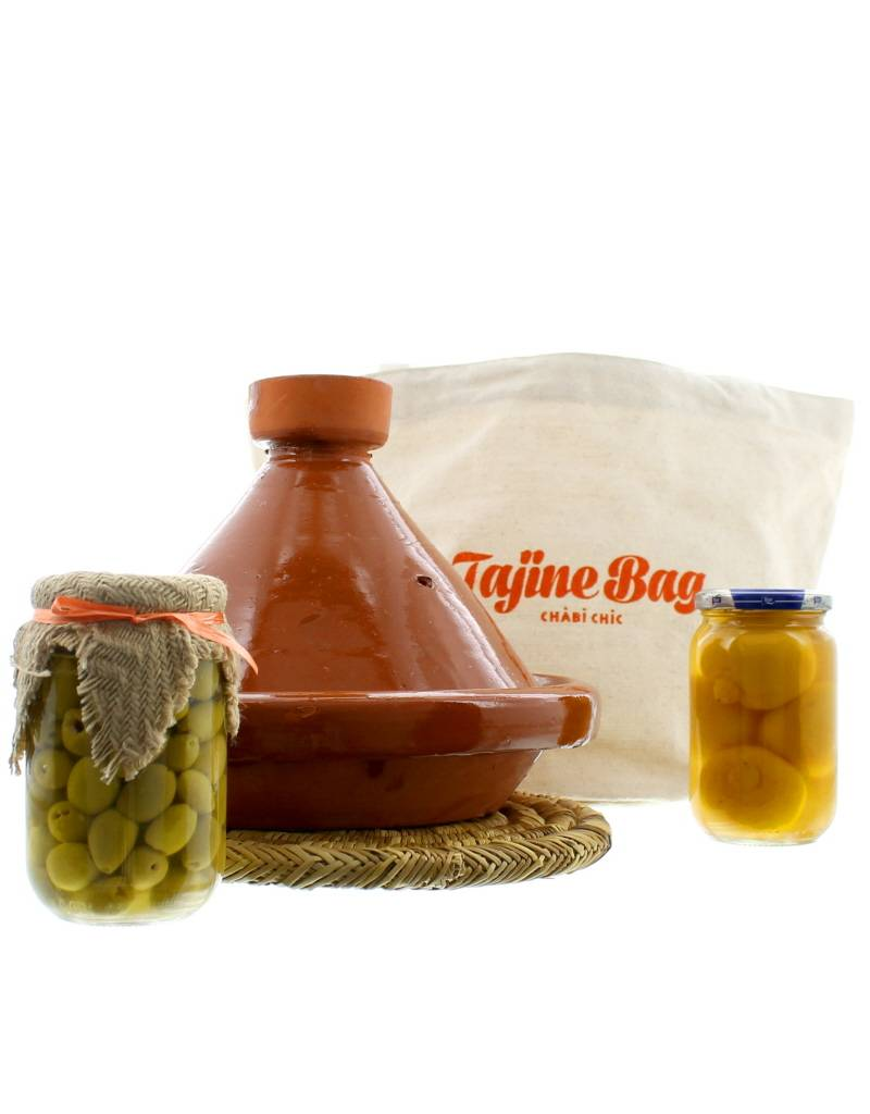 Chabi Chic tajine kit