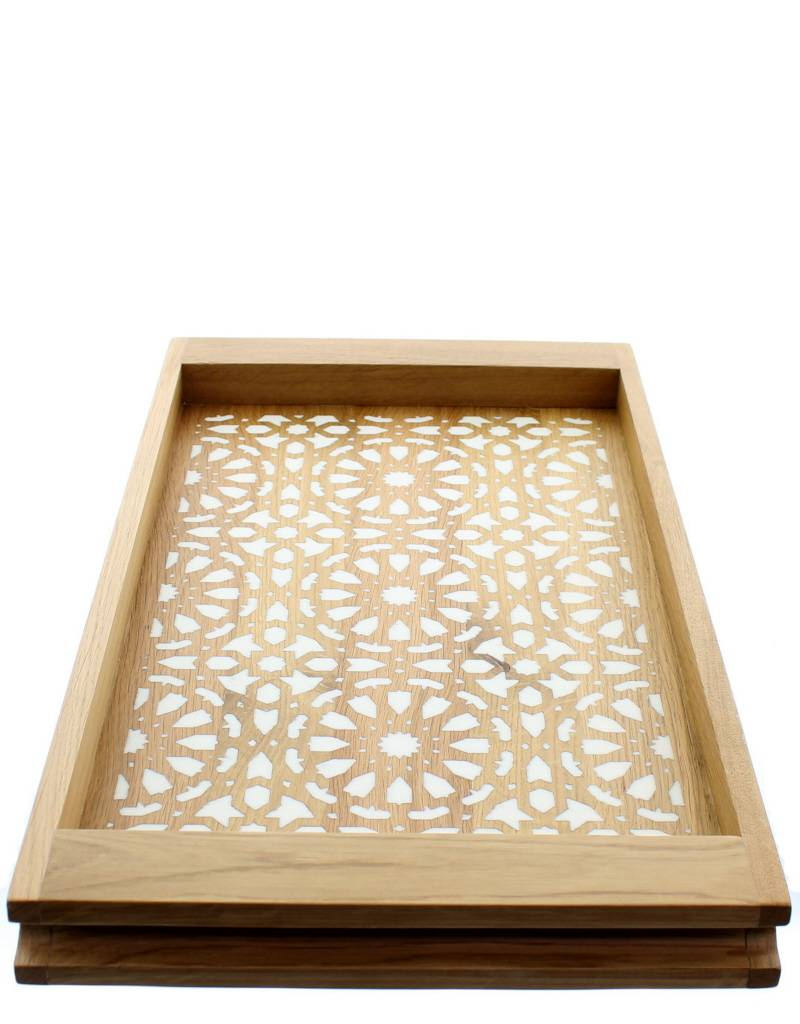 Chabi Chic serving tray 50x30cm