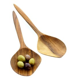 Chabi Chic set salad spoons