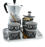 Chabi Chic coffee serving set
