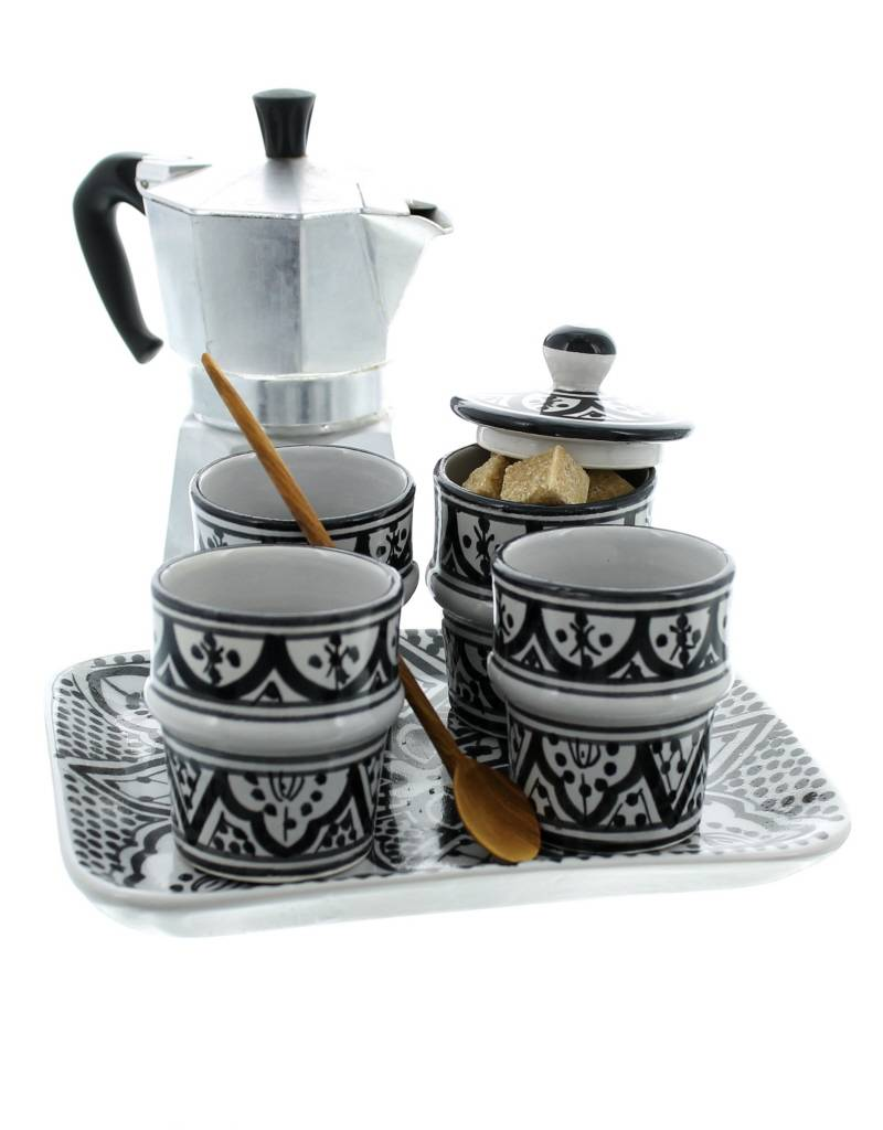 Chabi Chic Coffee Serving Set