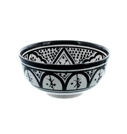 Chabi Chic Bowl Safi Style - Black and white