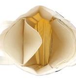 Lalla de Moulati Cabas en coton - Imprimé ethnique