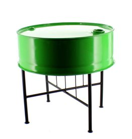 Bladi Design Table basse recyclée faite main - Vert