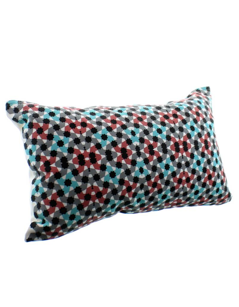 Lalla de Moulati cushion zelliges