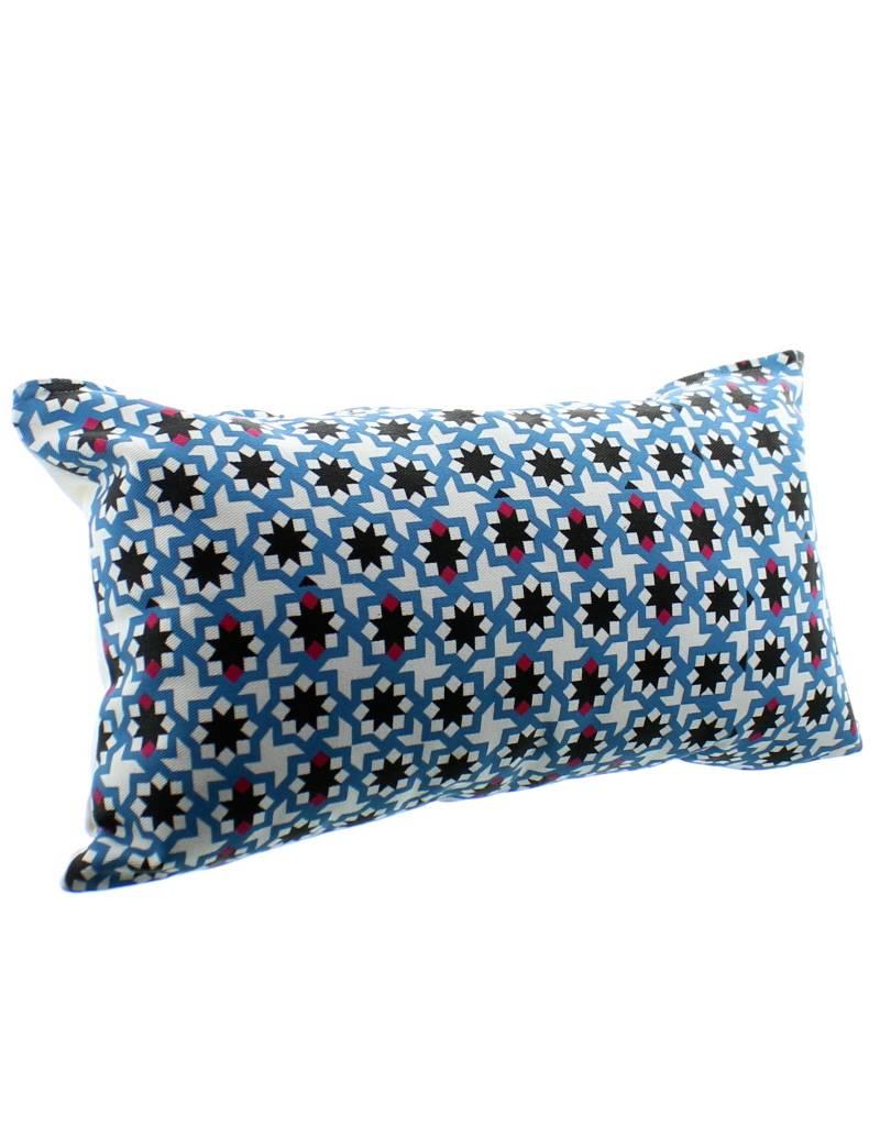 Lalla de Moulati cushion zelliges