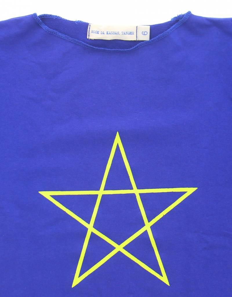 Rock da Kasbah long sleeve moroccan star