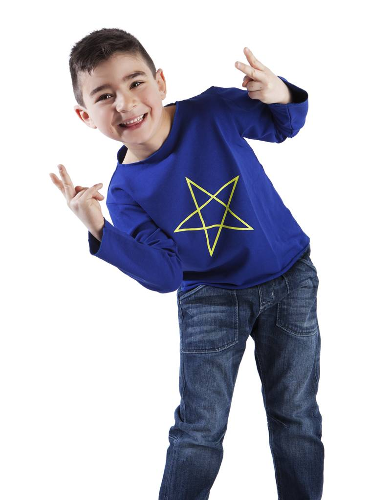 Rock da Kasbah T-shirt pentagram