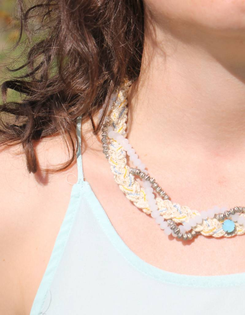 J&H Casablanca necklace mellina