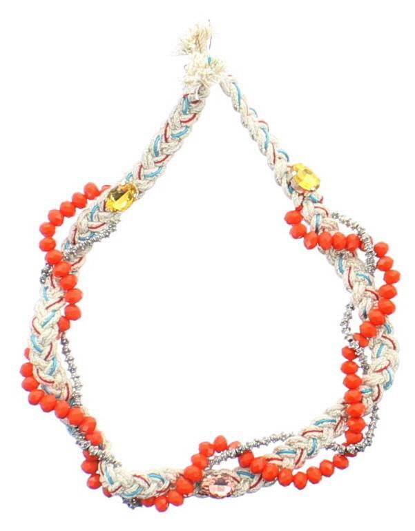 J&H Casablanca necklace ranya