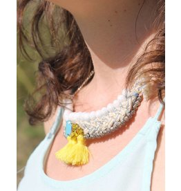J&H Casablanca necklace fairouz
