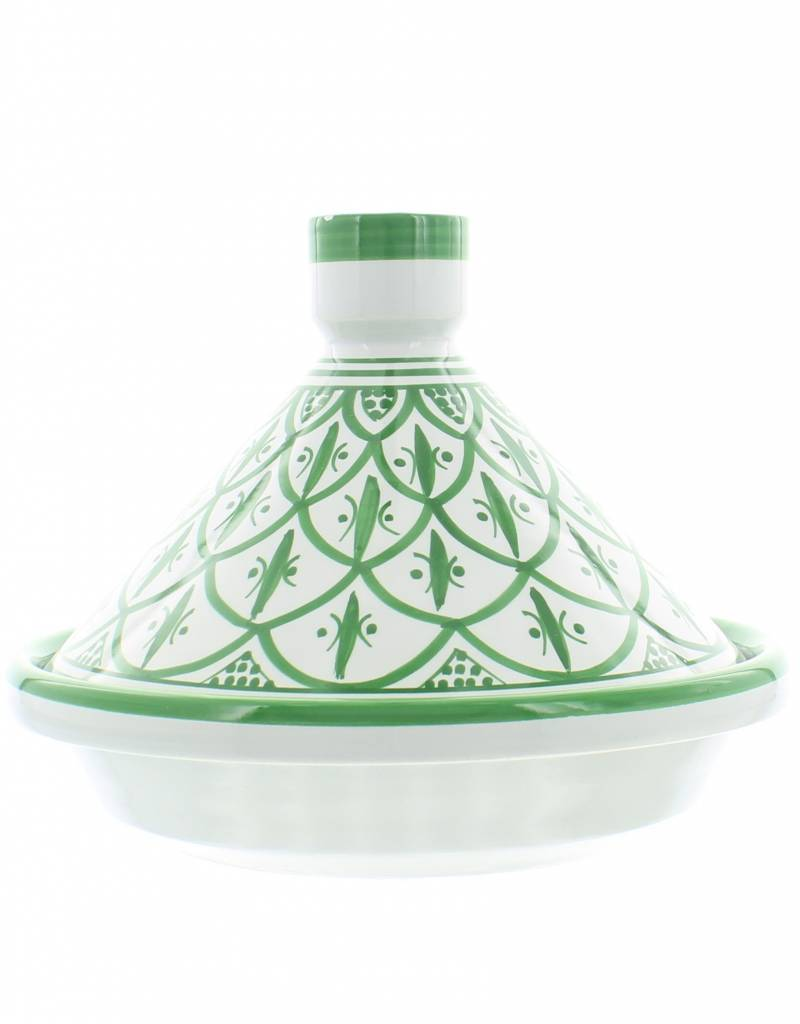 Chabi Chic Tajine style Safi - Vert